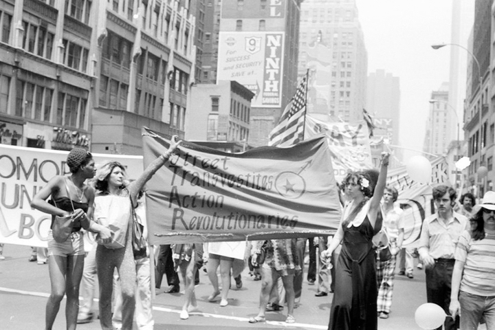 Fifty Years of Queer Insurgency • Commune